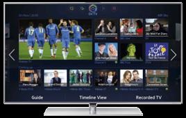 Harmony experience Samsung TVs