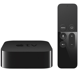 Harmony And Apple Tv