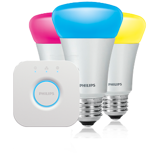 Harmony and Philips hue